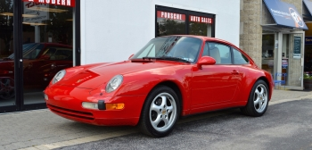 1996 Porsche Carrera (993)