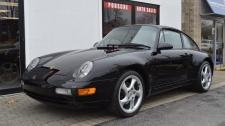 1996 Porsche Carrera C2 Coupe