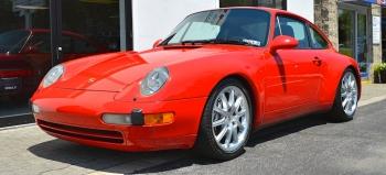 1996 Porsche C-4 Coupe (993)