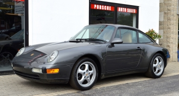 1995 Porsche Carrera * SOLD *