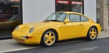 1995 Porsche Carrera Coupe C4