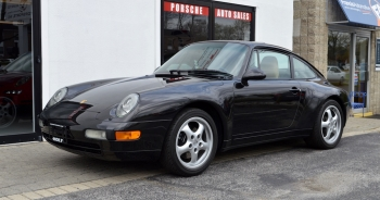 1995 Porsche 911 Carrera Coupe C2