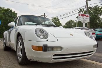 1995 Porsche C2 (993) Cpe