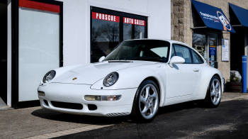 1996 Porsche Carrera C2 ** SOLD**