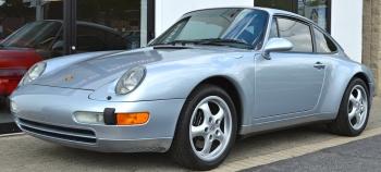 1995 Porsche C-2 Coupe (993)    11,800 miles