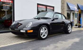 1995 Porsche Carrera 4 Coupe 2,600 Miles