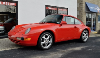 1995 Porsche Carrera coupe * SOLD *