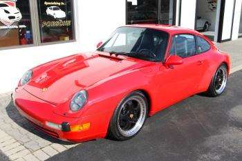 1995 Porsche 911 (993)C2 cpe.