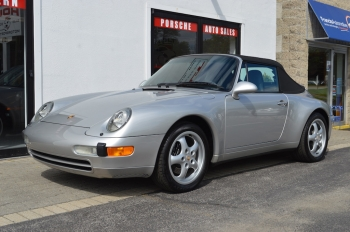1998 Porsche Carrera C2 * SOLD *