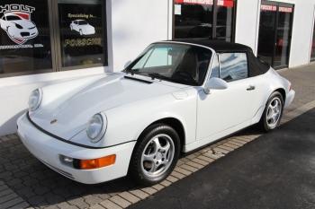 1992 Porsche 911 (964)C2 CAB 24,900 Miles !