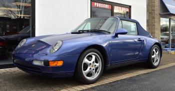 1997 Porsche Carrera (993)