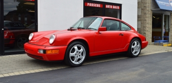 1991 Porsche Carrera 2 COUPE