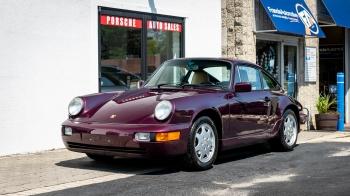 1991 Porsche Carrera 2 Coupe