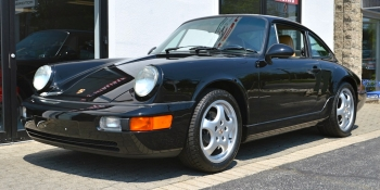 1993 Porsche 911 C4 Coupe *