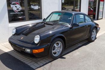 1993 Porsche 911 (964) C4 Cpe. 17,000 Miles