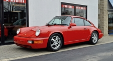 1992 Porsche Carrera 2 Coupe