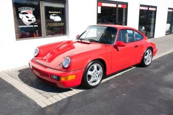 1993 Porsche Carrera Cpe
