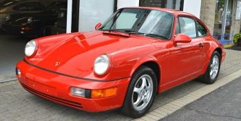 1993 Porsche C2  Coupe (964)