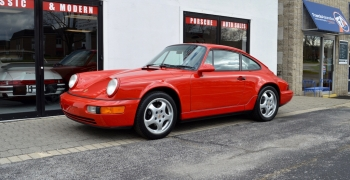 1992 Porsche 911 Carrera 2 Coupe (964)