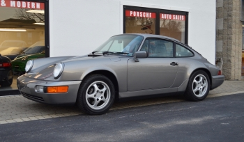 1990 Porsche Carrera 4 Coupe