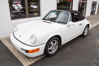 1992 Porsche 911 (964)C2  Cabrio