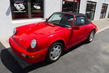 1991 Porsche   Carrera