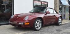 1997 Porsche Carrera C2 Concours