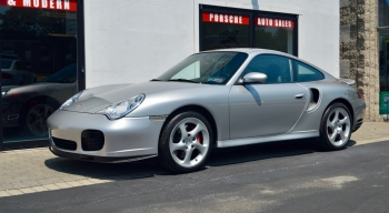 2003 Porsche Turbo X50 one owner