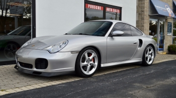2002 Porsche Turbo  Turbo