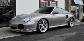 2001 Porsche  911 Turbo ** SOLD **