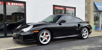 2003 Porsche Turbo Coupe