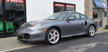 2001 Porsche Turbo * SOLD *