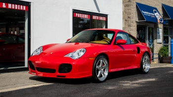 2001 Porsche 911 Turbo ** SOLD**