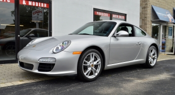 2009 Porsche Carrera 997 Cpe. ** SOLD **