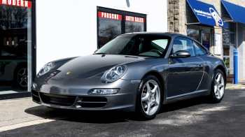 2007 Porsche Carrera 2 Coupe