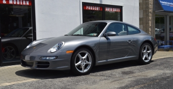 2006 Porsche Carrera One Owner