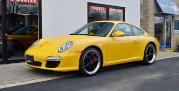 2012 Porsche Carrera S 2 Coupe