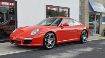 2010 Porsche  Carrera S 997 * SOLD *
