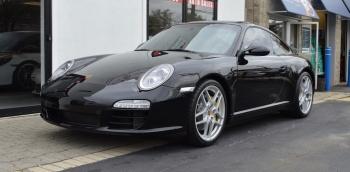 2010 Porsche Carrera S Coupe PCCB