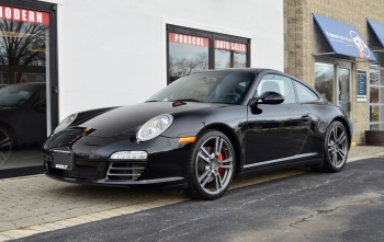 2011 Porsche Carrera 4S Manual