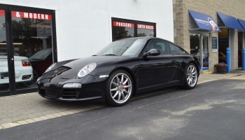 2009 Porsche Carrera S Coupe 997.2 manual