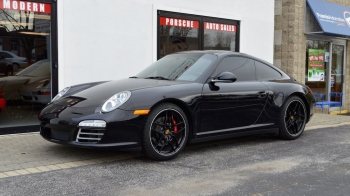2009 Porsche Carrers 4 S   6 Speed Manual