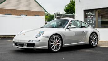 2008 Porsche Carrera S 11K miles