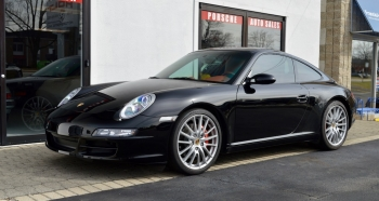 2006 Porsche Carrera S (997) Coupe
