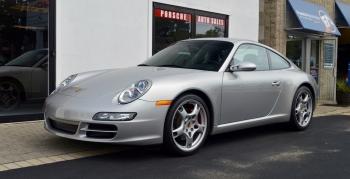 2006 Porsche Carrera C2S Cpe.
