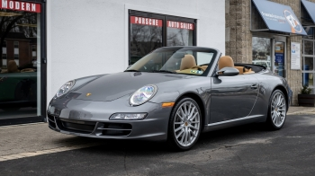 2007 Porsche  Carrera C2 Cab ** SOLD**
