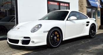 2012 Porsche Turbo S coupe (997.2)