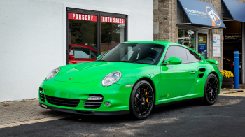 2011 Porsche Turbo S (997.2) PTS
