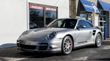 2010 Porsche 911 Turbo ** SOLD**