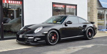 2011 Porsche Turbo 6 Speed 997.2
